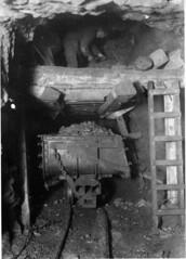 Lkken verk. Verladebhme (Noregs geologiske undersking) Tags: norway 1940 felt geology nor srtrndelag miner tog norges ngu geologi gruve norgesgeologiskeunderskelse underskelse jernbane meldal arbeider orkla gruvearbeider lkkenverk geologiske orklagrubeaktiebolag meldalkommune ngufeltarbeid