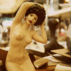 Velma (davebias) Tags: film polaroid sx70 600 polaroidweek