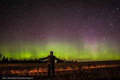 May 3-4 2014 Aurora Borealis (Dan's Storm Photos & Photography) Tags: sky nature weather wisconsin night skyscape space nighttime astrophotography aurora astronomy skyscapes northernlights auroraborealis auroras