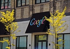 Just Google It! Our Daily Challenge: Multi-coloured, 365 Days In Colour Black (Sue90ca Falling Behind. More Off Than On Lately) Tags: black colour building june canon awning google colours multicoloured kitchener days 365 odc 60d justgoogleit takenoutthewindow ourdailychallenge
