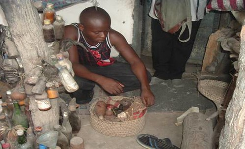 0558-01-10 Traditional Healer