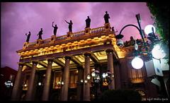 Teatro Jurez (R-MeGa) Tags: mxico teatro arquitectura guanajuato fic teatrojurez canoneos60d flickrbronzetrophygroup