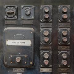 Fuel Pump Controls (Pas (sQualie)) Tags: uk analog nikon europe eu controls 2012 pyestock d7000 prohobo