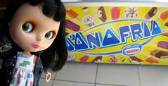 D'Onofrio (Suedehead) Tags: trip peru doll lima icecream blythe goldie coca 2014