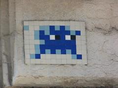 Space Invader LY_34 (tofz4u) Tags: streetart france tile lyon mosaic spaceinvader spaceinvaders invader 69 mosaque artderue rhne ly34
