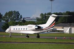 N492QS Gulfstream G4 Net Jets (corrydave) Tags: g4 shannon biz gulfstream netjets 1392 n492qs