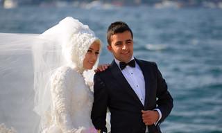 wedding on Bosphorus