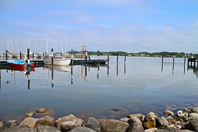 Lystbådhavnen, Virksund
