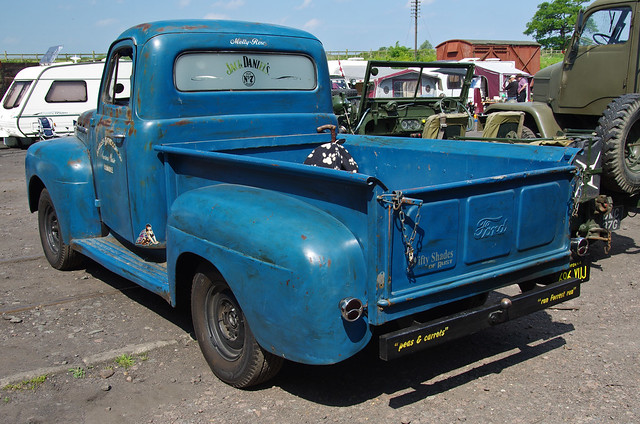 pickuptrucks fordf1pickup gcclassicvintagefest18may2014