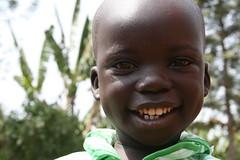 Bambino Ugandese
