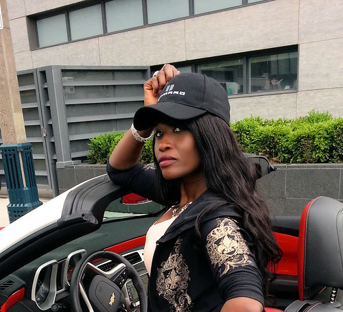 Queen Sabine Mondestin, Sexy Car Girl