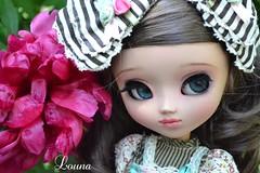 Pims et Pivoine (~Louna~) Tags: girl jardin pullip poison fc nahato fullcustom fullcusto