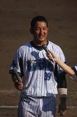 DSC05301 (shi.k) Tags: 横浜ベイスターズ 140601 嶺井博希 イースタンリーグ 平塚球場