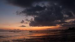 DSC_3566 (deoka17) Tags: sunset bali dinner tuban kuta romanticsunset