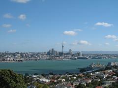 021 - Auckland vu de Devonport