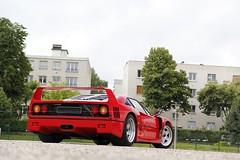 FERRARI F40 (Eddy Clio) Tags: cars ferrari supercars f40 ferrarif40