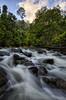 Lubuk Tapah Taman Negara Selai (nurshammamat) Tags: longexposure morning landscape nationalpark nice nikon national waterfalls malaysia johor nd400 lightcraftworkshop