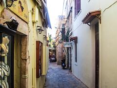 small ways through (Housetier84) Tags: holiday greek sony kreta 350 crete alpha griechenland chania alpha350