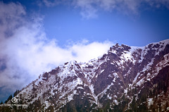 Reach the Top !!! (girish_suryawanshi) Tags: trees winter sky people white house snow mountains nature weather portraits landscape photography nikon photographer s 1855mm kashmir nikkor chill f28 girish 70200mm gulmarg sonamarg vr1 d7000