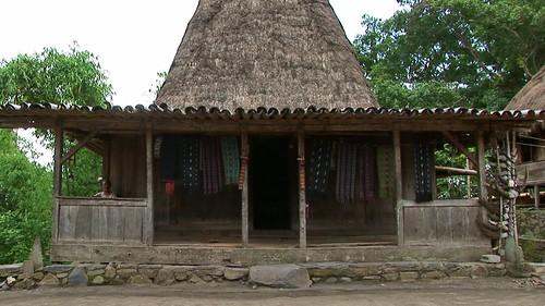 Indonesia - Flores - Traditional Village Bena - 67