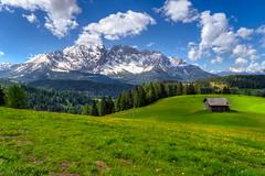 Italy - Latemar Mountains