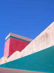 (robert_fehre) Tags: art architecture symmetry minimal tropical rgb arthistory