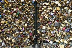 Locked in love forever in Paris (jmvnoos in Paris) Tags: paris france love cadenas nikon explore padlock locked padlocks 1000views passerelledesarts 2000views 10000views 5000views 3000views 100faves 4000views 6000views explored 7000views 8000views 12000views 9000views 11000views 110faves seeninexplore d700 130faves 140faves 120faves alour jmvnoos amouréternel cadenasdamour