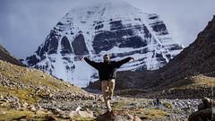 Я и Кайлас в Тибете