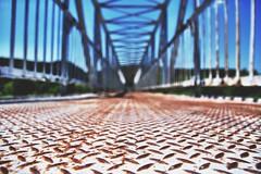 Pedestrian Bridge - Pittsburgh, PA (JayCass84) Tags: street camera bridge urban beautiful photography photo vanishingpoint nikon flickr pittsburgh bokeh awesome streetphotography explore vanishing depth flick pgh streetview urbanphotography vanish 412 burgh d610 steelcity vsco extremedepth instagram instagramapp vscocam vscocamapp nikond610