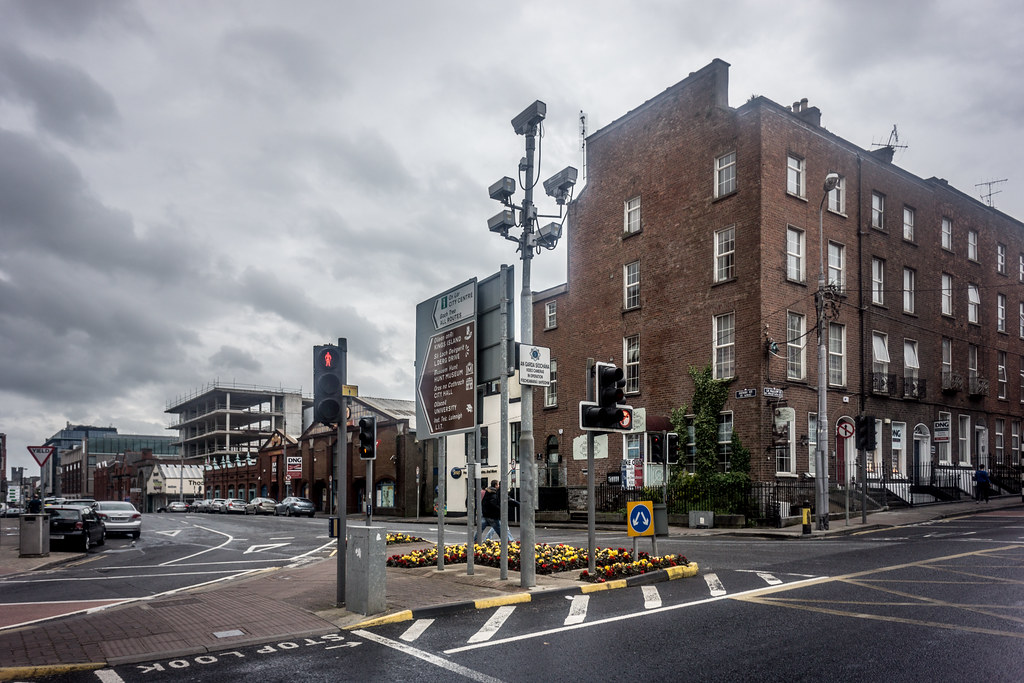 IMAGES FROM THE STREETS OF LIMERICK - LOTS OF SECURITY CAMERAS