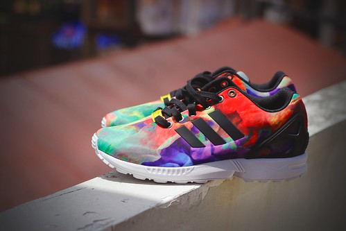 new product b80ec 593d6 Buy cheap adidas rainbow flux >Up to OFF70% Discounts