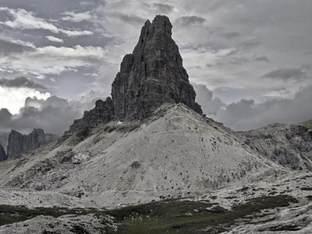 Torre di Toblin, Caposaldo austro-ungarico