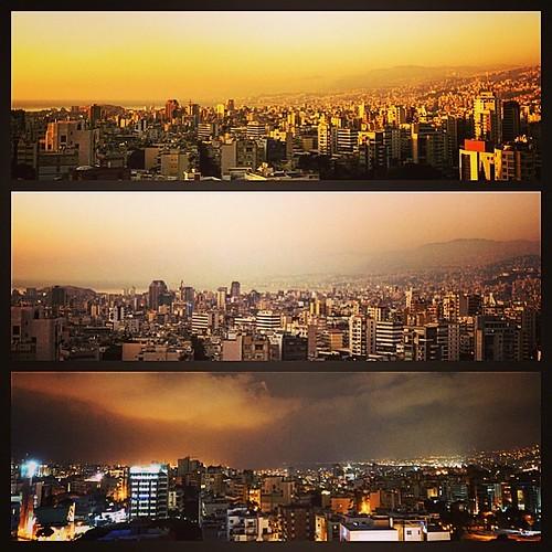 Shades of Beirut - I let you go
