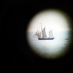 Cornwall UK (Kashklick) Tags: sea cornwall ships telescope tallship pirateship