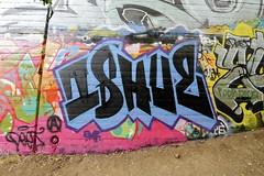 ISHUE (STILSAYN) Tags: california graffiti oakland bay east area 2014 ishue