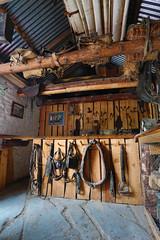 Saddlery (MSGS4) Tags: old ireland horse leather timber farm style kerry killarney saddler saddlery