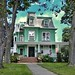 Elmira Ny ~ Alexander Eustace House ~ Historical House