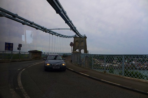 02 July 2014 Menai bridge Anglesey (1)