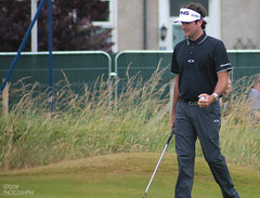 Walking On The Green (Ashey1209) Tags: sport golf open competition watson golfing bubba hoylake theopen royalliverpool bubbawatson