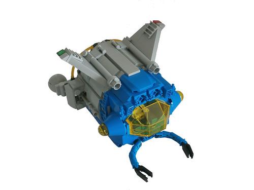 UU-224 'Hammerhead' Submersible