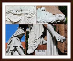 2 - Alfortville Monument aux morts Dtails (melina1965) Tags: sculpture statue nikon ledefrance mosaic july mosaics statues monumentauxmorts juillet sculptures mosaque 2014 mosaques valdemarne alfortville d80 monumentsauxmorts