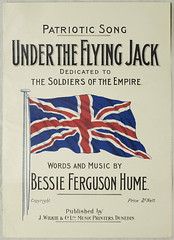 """Under the Flying Jack"" (Archives New Zealand) Tags: music song composer patrioticsong worldwari wwi ww1 worldwarone war conflict greatwar"