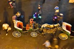 Horse-drawn carriage at Djemaa el Fna (T Ξ Ξ J Ξ) Tags: morocco marrakesh djemaaelfna d750 nikkor teeje nikon2470mmf28 street strore market