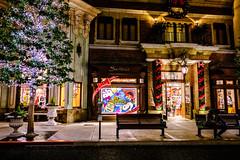 Very nice at night💝 (Steve Wan^_______________,^) Tags: osaka nagoya hong kong travel new year happy couple life