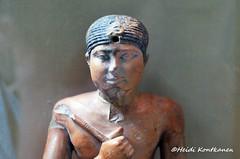 Raneferef / Neferefre (konde) Tags: 5thdynasty oldkingdom abusir mortuarytemple neferefre raneferef ancientegypt statue horus art