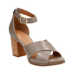 "Clarks Briatta Tempo sandal khaki • <a style=""font-size:0.8em;"" href=""http://www.flickr.com/photos/65413117@N03/32766983894/"" target=""_blank"">View on Flickr</a>"