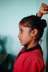 (www.dbuttifant.com/) Tags: fuji fujifilm x series xpro1 35mm 14 nepal makwanpur rural earthquake training school children portrait candid education