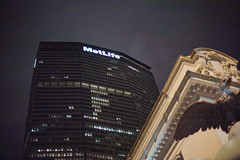 met life and grand central (n.a.) Tags: pan am building metlife grand central station nyc new york city midtown manhattan
