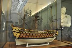 DSC_1384 (Martin Hronský) Tags: martinhronsky paris france museum nikon d300 summer 2011 trp military ships wooden decak geotagged