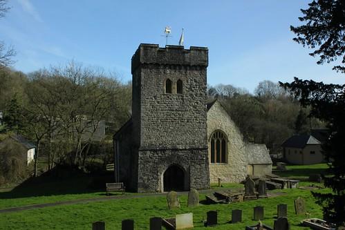 St Cadocs Llancarfan